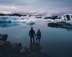 Instead Of Throwing A Big Wedding, This Couple Eloped In Iceland And the photos are like something out of a dream.