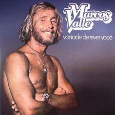 The artwork for the vinyl release of: Marcos Valle - Vontade De Rever Voce (reissue) (Record Store Day 2017) (Vinilisssimo) #music SoulJazz