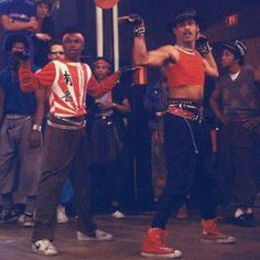Breakin' 80's the scene where Turbo dances with the broom is classic