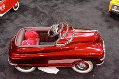 1948 Mercury Comet Pedal Car - View #1