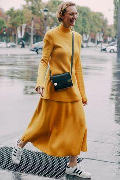 FWPE16 Street Looks at Paris Fashion Week Spring/Summer 2016 104