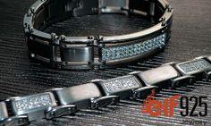 Stainless steel bracelets by elf925