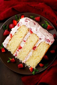 Savory magic cake with roasted peppers and tandoori - Clean Eating Snacks Best Strawberry Cake Recipe, Fresh Strawberry Cake, Strawberry Shortcake, Mini Cakes, Cupcake Cakes, Mothers Day Cake, Snacks Sains, Salty Cake, Food Cakes