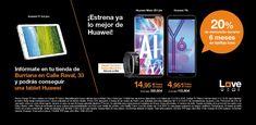 Acércate a la tienda Orange de Burriana (Castellón) antes del 17 de septiembre y participa del sorteo de una Tablet Huawei. Murcia, Digital, Balearic Islands, Prize Draw, Tents