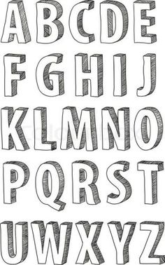 Lettering Fantastisches Typografie-Alphabet-Design Oakley Sunglasses – The Brand Identity Artic Alphabet Doodle, Cute Fonts Alphabet, Design Alphabet, Alphabet A, Handwriting Alphabet, Hand Lettering Alphabet, Block Lettering, Alphabet Drawing, Graffiti Alphabet