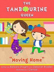 The Tambourine Queen: Moving Home by Deborah Bradley & Others ebook deal