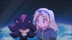 Cutness overload X3 Shadow and Maria. <3