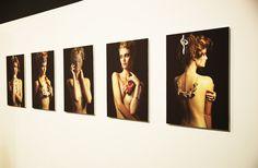 JOYA Barcelona Art Jewellery Fair celebrated its seventh edition.  © By the author. Read    Klimt02.net Copyright   .