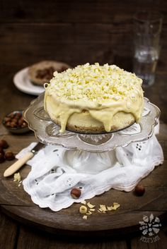 Are you a cheesecake lover like me? The white chocolate makes this one just a little bit sweeter… and it looks beautiful too. Don't be intimidated by cheesecake. Just have all your ingredients at room temperature and mix it on … Continue reading →