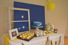 """On the Night You Were Born"" inspired Birthday Party"