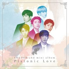 """""""Platonic Love"""" is an album recorded by South Korean boy group SNUPER. It was released on March 08, 2016 by CJ E&M."""