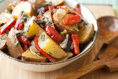 Gojee - Grilled Potato Salad by Crumb