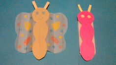 To show caterpillar turning into a butterfly, with the wings folding up behind the body.