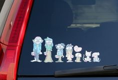 Halloween stickers - Adam Koford creates Halloween stickers-a new addition to the stick family car stickers that will be perfect for the upcoming holiday. Description from pinterest.com. I searched for this on bing.com/images