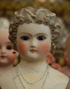 "old dolls. ""Repinned by Keva xo""."