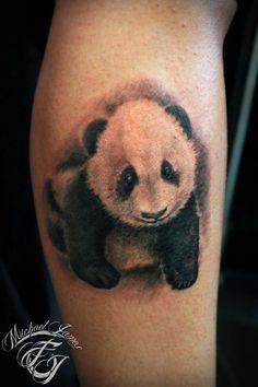 another idea for my nephews panda tattoo