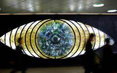 Dark Roasted Blend: Killer Viruses and Other Cutting-Edge Glass Art