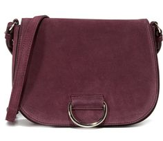 cd2088aaa9f Little Liffner D Saddle Medium Bag #ad Leather Saddle Bags, Leather Purses,  Leather