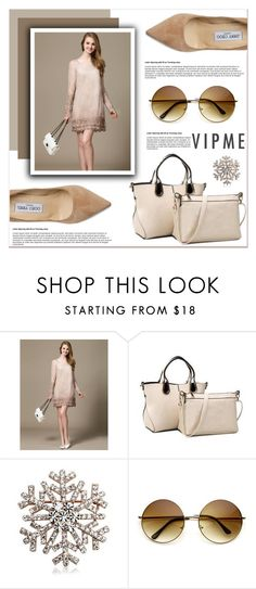 """""""# I/30 Vipme"""" by lucky-1990 ❤ liked on Polyvore featuring Jimmy Choo, women's clothing, women, female, woman, misses, juniors and vipme"""