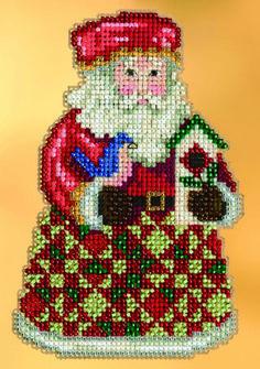 Mill Hill JS20-3104 «Санта Клаус 4»