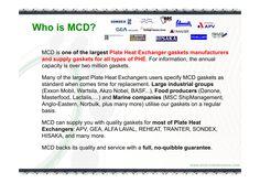 mcd is who?