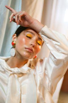 Beauty Makeup, Hair Makeup, Hair Beauty, Make Up Color, Photographie Portrait Inspiration, Shooting Photo, Beauty Shoot, Foto Pose, Beauty Editorial