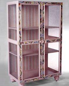 Beautiful mosaic cabinet