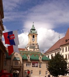 Bratislava Bratislava Slovakia, Architecture Old, European Countries, Old Town, Night Life, Castles, Wanderlust, History, House Styles