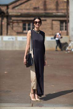 Street Style: Australia Fashion Week Spring 2013 - Fashion | Popbee