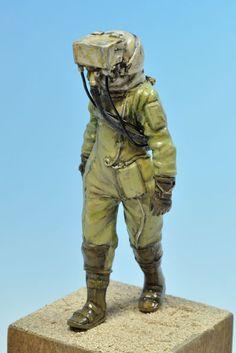 TINAMI - [モデル]シュトラール女性宇宙飛行士/HONEMITS PRODUCTS