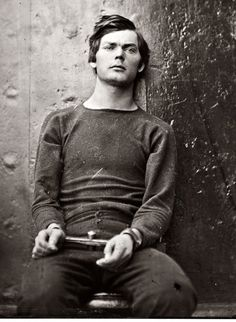 Lewis Thornton Powell (April 22, 1844 – July 7, 1865) attempted unsuccessfully to assassinate US Secretary of State William H. Seward and was one of four people hanged for the assassination of Abraham Lincoln. His skull was discovered in 1992 in the Smithsonian anthropology department and later buried next to his mother's grave in Florida.