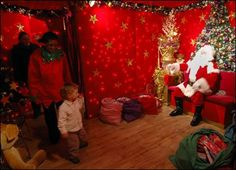 Image result for christmas grotto props