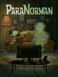 ParaNorman (Chris Turnham)