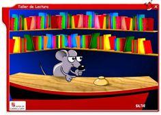 """El """"Taller de lectura"""", de la Junta de Castilla y León, es una aplicación informática que nos ofrece un bonito """"Cuentacuentos"""" con varios cuentos a elegir y con varios personajes que nos pueden narrar (joven, adulto, anciano), mostrando, a la misma vez la narración oral y la escrita. Creative Teaching, Reading Strategies, Toy Chest, How To Plan, Disney Characters, School, Ideas, Kids Psychology, Children's Literature"""