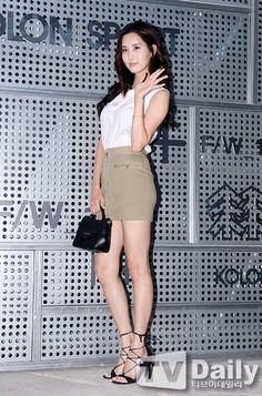 SNSD's SeoHyun at Kolon Sport & K+'s Event ~ Wonderful Generation