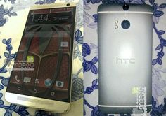 More HTC M8 Image Leaks