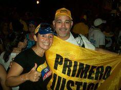 Junto a Lizmary Salas visita de Capriles a Maracaibo