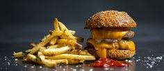 Counting House Burger