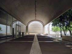 Louis Kahn. Kimbell Art Museum. Fort Worth Texas