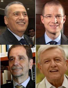 Política, política mexicana y política a la mexicana.: PARTIDISTAS