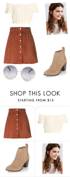 """""""Untitled #279"""" by epa1412 on Polyvore featuring Theory, New Look and REGALROSE"""