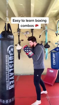 Boxing Training Workout, Mma Workout, Kickboxing Workout, Gym Workout Videos, Gym Workout For Beginners, Gym Workouts, Mixed Martial Arts Training, Martial Arts Workout, Self Defense Moves