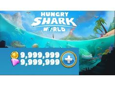 Hungry Shark World Hack and Cheats Online Generator for Android and iOS You Can Generate Unlimited Free Gems and GoldGet Unlimited Free Gems and Gold! Cheat Online, Hack Online, Shark Games, Gold Live, World Series Of Poker, Play Hacks, App Hack, Free Gems, Test Card