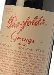 Penfolds Grange BIN 95 2008
