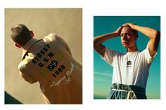 Dover Street Market Ginza x Stussy 2015 Fall/Winter Collection