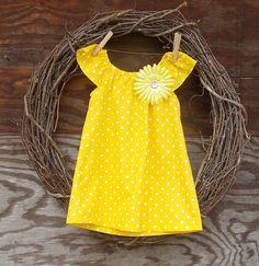 Vestido de verano de las niñas niñas vestido por SouthernSister2