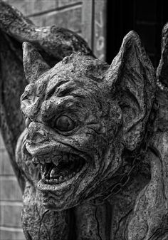gargoyle | Gargoyle Photograph - Gargoyle Fine Art Print
