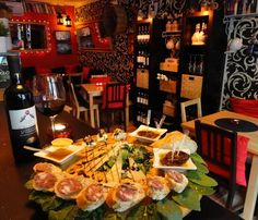 Check out Pappa e Citti in Barcelona for some of the best tapas in the Catalan capital!