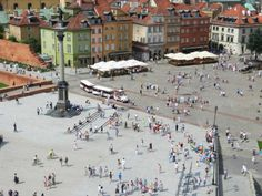 Old Town in Warsaw, Poland - Destination City Guides By In Your Pocket