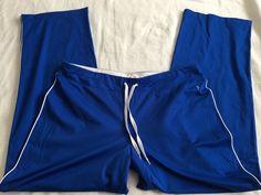 Danskin Now Casual Fitness Track Pants Athletic Womens XL Walking Running Gym  #Danskin #Pants